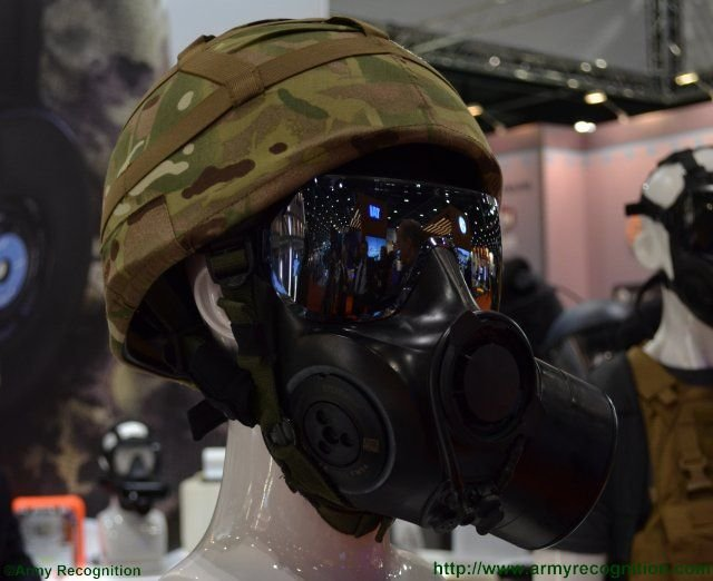 Avon Protection launches new modular range of CBRN respiratory protection systems at DSEI 2015 640 002
