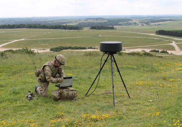 DSEI 2015 Kelvin Hugues announces new contract wins for its SharpEye SxV radar system 640 001