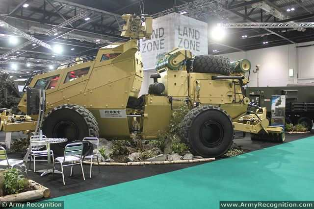 Record land systems display at DSEI 2015 International Defense Exhibition in United Kingdom 640 001