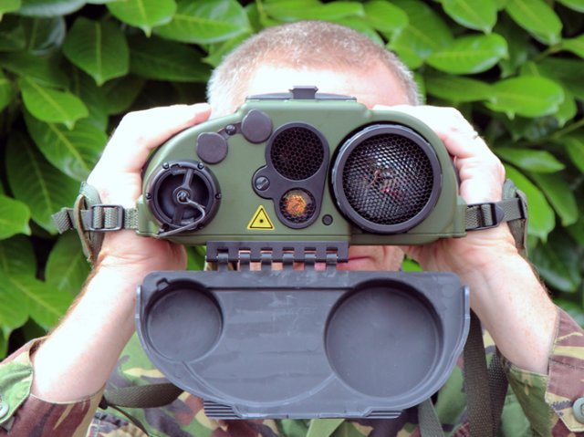 Thermoteknix new TiCAM 1000 target location and surveillance system makes debut at DSEI  640 001