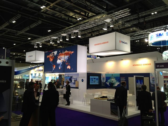 DSEI 2015 the world largest Land Sea Air defense and security exhibition London UK 640 001