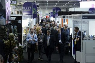DSEI 2015 Show Daily News coverage report International Defence Security Equipment Exhibition
