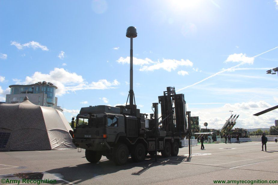 DSEI 2017 MBDA highlights Final configuration of British Armys Land Ceptor air defence system 001