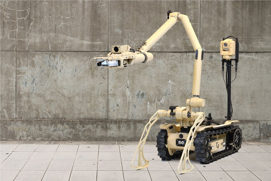 Image result for T4 medium-sized robot