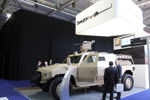 Tawazun Holding, the Abu Dhabi-based strategic investment firm, is the Lead Sponsor of this year's 11th Annual International Armoured Vehicles (IAV) conference and exhibition being held at FIVE, Farnborough, UK from 20th to 23rd Feb 2012.
