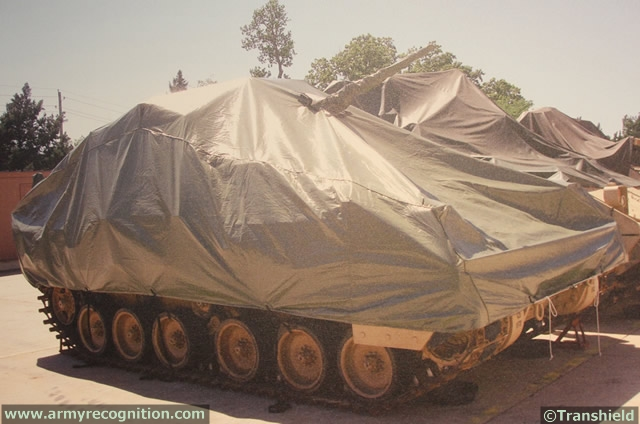Transhield presents its Custom Fit Covers for Military at ...