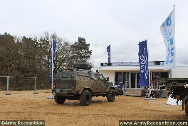 For the first time at IAV International Armoured Vehicles, Defence IQ organizers of this event are hosting a Dynamic Vehicle Experience at the Long Valley Test Track, a new opportunity for the exhibitors to propose a test on the field for futur customers and to military personnel.