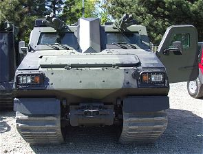 BvS10 BvS 10 Viking amphibious all-terrain armoured vehicle data sheet description information intelligence identification pictures photos images BAE Systems British army United Kingdom