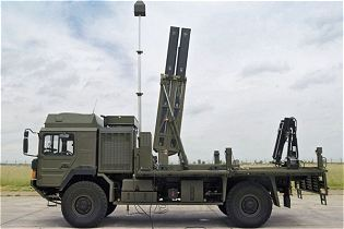Camm Common Anti Air Modular Missile Air Defense System