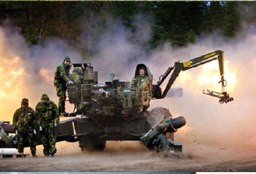 Fh77 B05 L52 Towed Howitzer Bae Systems Data Sheet