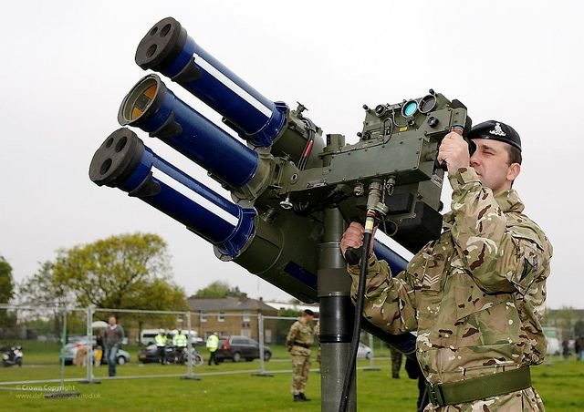 Thales UK has signed a contract to supply the STARStreak air defence missile system to the Royal Thai Army. The deal was welcomed by the British Prime Minister, the Rt Hon David Cameron MP, during his meeting with the Prime Minister of the Kingdom of Thailand, Her Excellency Ms. Yingluck Shinawatra.