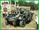 Ferret variants light wheeled armoured vehicle British army United Kingdom technical data sheet description pictures specification identification photos images variantes véhicule blindé léger à roues fiche technique armée britannique anglaise Royaume Unis Angleterre