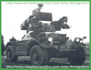 Ferret Mk6 light anti-tank wheeled armoured vehicle British army United Kingdom technical data sheet description pictures specification identification photos images véhicule blindé léger à roues antichar fiche technique armée britannique anglaise Royaume Unis Angleterre