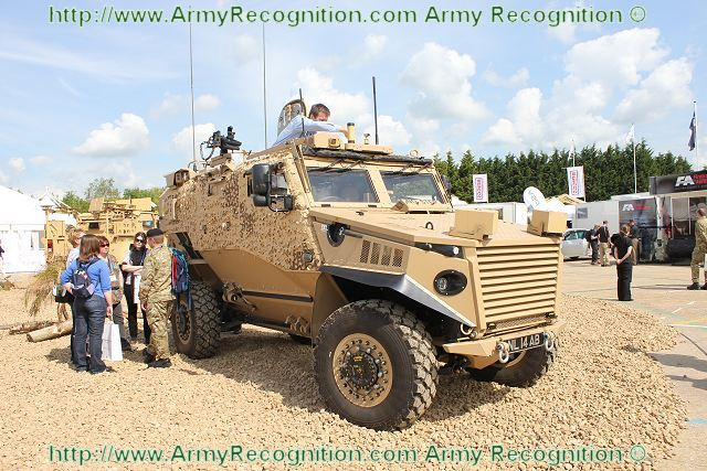 The Foxhound is the British variant of the American Ocelot which is designed and manufactured by the Company Force Protection, now a branch unit of General Dynamics. The Foxhound is a development to meet the requirements of the British Army for a new Light Protected Patrol Vehicle (LPPV) to replace the Land Rover Snatch.