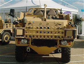 The Jackal 1 4x4, is a weapons-mounted patrol vehicles purchased by the United Kingdom under a June 2007 Urgent Operational Requirement (UOR) for troops in Iraq and Afghanistan. Its performs a long-range surveillance and reconnaissance role and supplements but does not replace the Land Rover fleet. The vehicle is manufactured by Babcock Marine from a Supacat Ltd designe. Compared to other similar vehicles fielded by the United Kingdom Armed Forces, the Jackal drive tactical vehicle will offer greater firepower, payload, range and mobility. The UK Ministry of Defense purchased 130 MWMIK/Jackal vehicles to supplement Land Rover-based vehicles to be deployed in Iraq and Afghanistan beginning in early 2008. As of April 2008, the UK Ministry of Defence (MoD) plans call for the procurement of 200 vehicles.