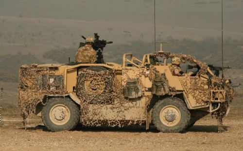 Armored Vehicles For Sale >> Jackal 1 force protected patrol vehicle Supacat Babcock Marine information description ...