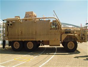 Mastiff 2 Protected Patrol Vehicle - Army Technology