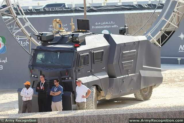 Predator Streit Group Riot Control Water Cannon Armoured