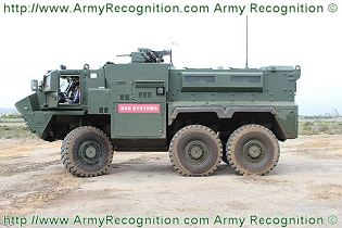 RG35 BAE Systems Protected multi-purpose fighting vehicle British army United Kingdom technical data sheet description information pictures specification identification photos images