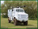 Shrek Streit Group mine interrogation route clearance 4x4 armored vehicle technical data sheet description information specifications intelligence identification pictures photos images personnel carrier British United Kingdom Streit Group defence industry army military technology