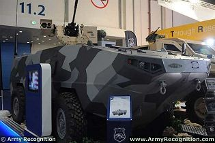 Varan 6x6 Streit Group amphibious armored vehicle technical data sheet description information specifications intelligence identification pictures photos images personnel carrier British United Kingdom defence industry army military technology