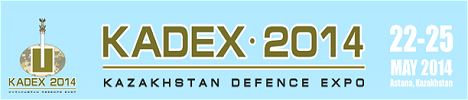 KADEX 2014 exhibitors visitors information International exhibition weapons systems military equipment Astana Kazakhstan Kazakh army military defense industry technology