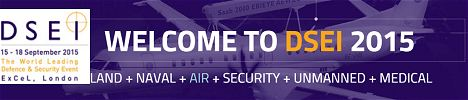 DSEI 2015 The World Leading Defence and Security Event Londion United Kingdom