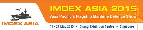 IMDEX 2015 Asia Pacific Flagship Maritime Defence Show