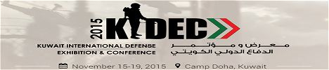 KIDEC 2016 Official Online Show daily news Web TV coverage report International Defence Exhibition Camp Doha Kuwait army military defense industry technology