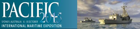 Pacific 2015 International Maritime Exposition Sidney Australia