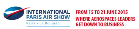 Paris Air Show Le Bourget 2015  International Air Show & Aerospace exhibition Paris France