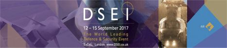 DSEI 2017 The World Leading Defence and Security Event Londion United Kingdom