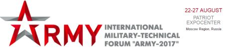 Army-2017 International Military-Technical Forum Exhibition Patriotic Park Moscow Russia