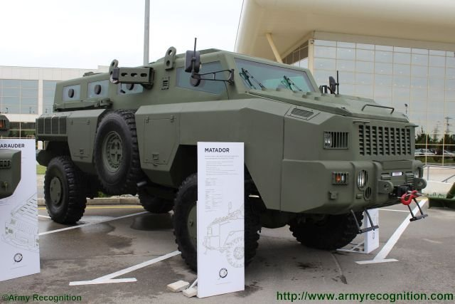 ADEX 2016 Paramount Group highlights advanced infantry combat vehicle capabilities 640 003