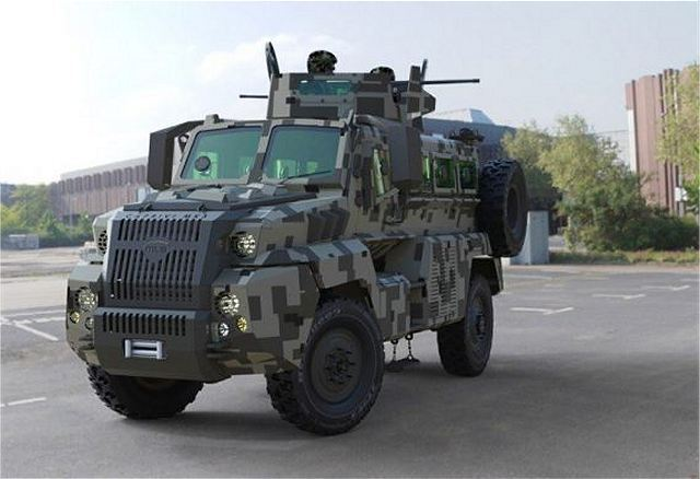 "The Military-Technical Cooperation Department (MODIAR) of the Azerbaijani Ministry of Defence Industry also introduced a local variant of the Caprivi Mk1 4x4 mine-resistant ambush protected armored personnel vehicle dubbed ""iLDIRIM""."