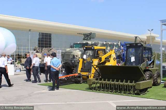 The Azerbaijan International Defence Industry Exhibition (ADEX 2014) will take place for the first time from the 11th to 13th September at the Baku Expo Center. The 1st exhibition will become a grand display of modern weaponry and technology and a demonstration of the power of the national defence of the country. The exhibition will be organised under the initiative and with the support of the Ministry of the Defence Industry of the Republic of Azerbaijan and the Ministry of Defence of the Republic of Azerbaijan. The Organisation Partners of ADEX 2014 are Iteca Caspian and Caspian Event Organisers (CEO).