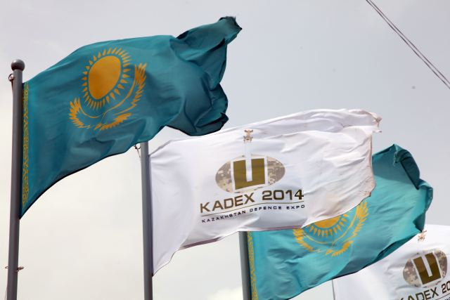 "The International exhibition of weapons systems and military equipment ""KADEX-2014"", which will be held from the 22 to 25 May 2014, in Astana, Azerbaijan, is the perfect place for demonstration of the latest achievements for the international defence industry and exchange of opinions between specialists of this field."