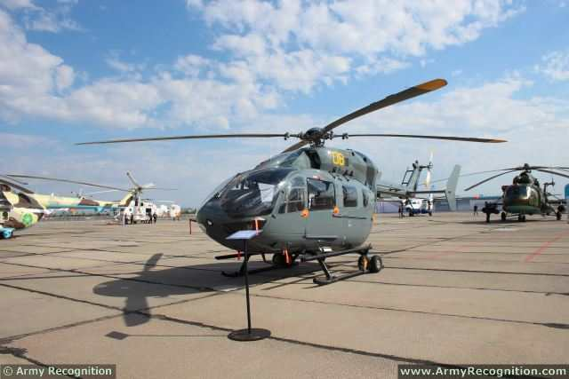 Bringing mission-ready rotorcraft to Kazakhstan and building a long-term relationship with the country are to be highlighted in Airbus Helicopters' participation at this month's KADEX 2014 defense exposition.