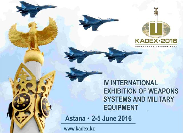 KADEX 2016 pictures video Web TV Television photos images International exhibition weapons systems military equipment Astana Kazakhstan Kazakh defense industry military technology
