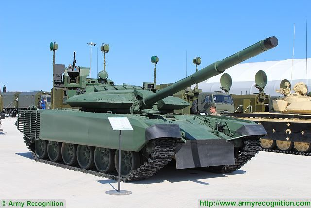 "The Turkish Company Aselsan in collaboration with Kazakh Defense Company presents the modernization kit ""SHYGYS"" for old soviet-made main battle tank T-72. This upgrade improves all three areas of main battle tank performance: firepower, mobility and protection."