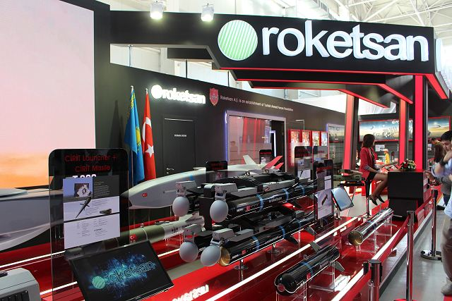 Turkey Turkish defense industry at KADEX 2016 defense exhibition Astana Kazakhstan 640 001