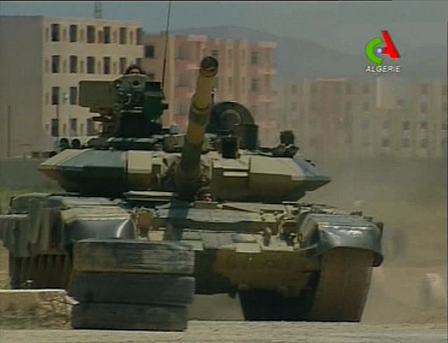 Military Tanks For Sale >> Algeria will buy 120 additional T-90 main battle tanks to ...