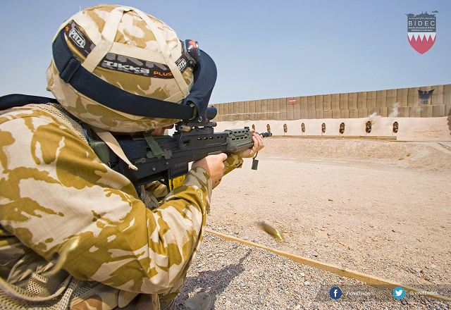 One of the unique features entertaining visitors at BIDEC 2017 Bahrain International Defence Exhibition and Conference will be the Shooting Demonstrations. Visitors will have the chance to test new firearms and ammunition on a purpose-built shooting range.