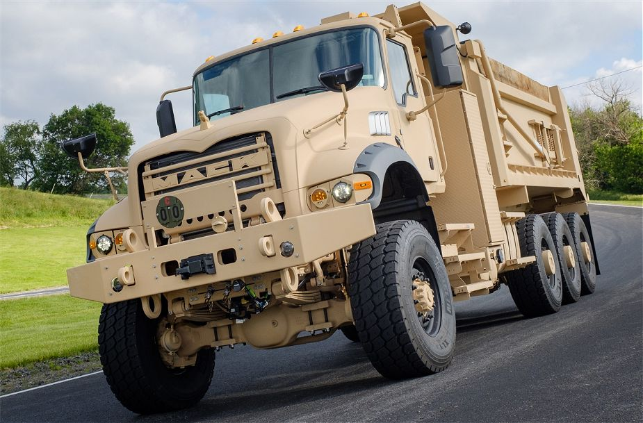 Mack Defense solutions of tactical trucks for military forces BIDEC 2019 925 001