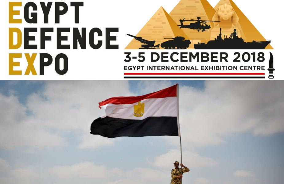 Egypt Defence Expo EDEX an important event in 2018 for the defense industry 925 001