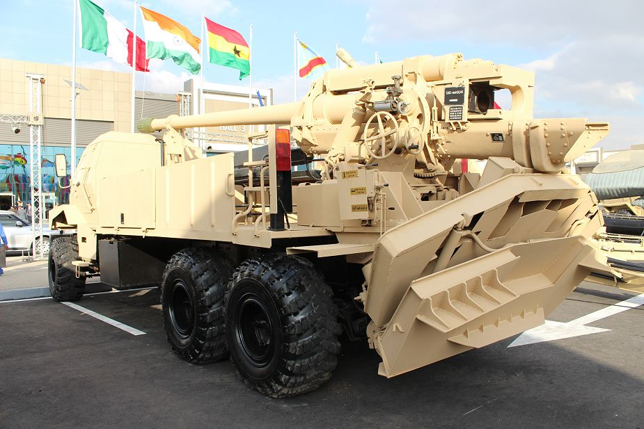 M 46 self propelled howitzer 6x6 picture 002