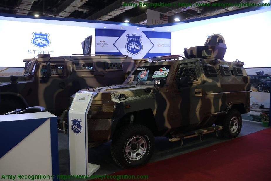 Stret Group at EDEX 208 Cougar 4x4 925 001