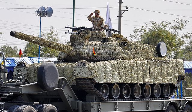 The Iranian army plans to unveil optimized versions of home-made tanks in a special ceremony due to be held tomorrow. The army of Iran will display an optimized version of Zolfaqar and Samsam tanks on the occasion of the Ten-Day Dawn ceremonies, celebrating the victory of the Islamic Revolution back in 1979.