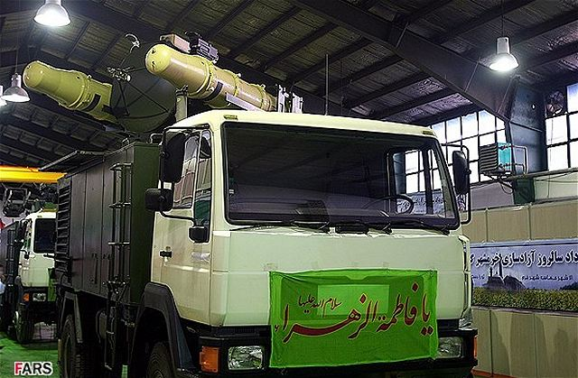 The Iranian Defense Ministry started mass-production of a highly mobile home-made air-defense system. The production line of the new system, Herz (Protector) 9, was inaugurated in a special ceremony attended by the country's Defense Minister Brigadier General Ahmad Vahidi on the occasion of the liberation of Khorramshahr city from Iraqi occupation during the eight-year Iraqi imposed war in the 1980s.