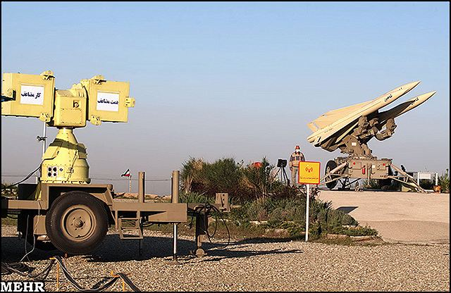 Iran's air defense force assessed the preparedness and performance of its air defense artillery and mid-range missile systems against low-altitude aerial threats during the military drills along the country's coastal waters in the Persian Gulf.
